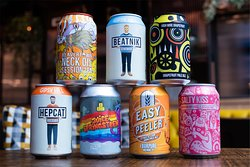 Or take away some of our bottles and cans