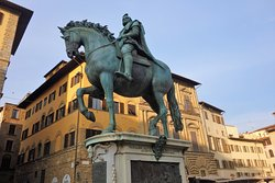 Equestrian Monument of Cosimo I