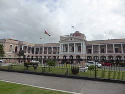 ‪Parliament Building of Guyana‬