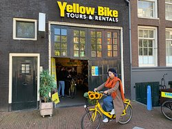 ‪Yellow Bike Tours & Rental‬