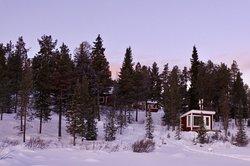 Best spot for northern lights