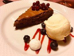 Gâteau Marcel chokoladekage