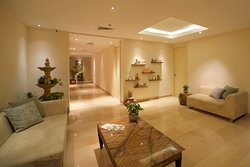 Embark upon a journey of wellness as you enter the idyllic and tranquil spaces of The Palms Spa by Jaipur Marriott.