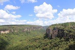 Jaguaricatu Canyon