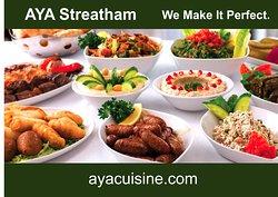 Aya Lebanese Cuisine Streatham