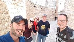 Visiter Jerusalem en francais!