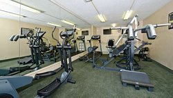 MH MountainView Covington VA Property Gym