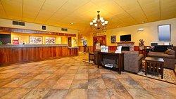 MH MountainView Covington VA Property Lobby