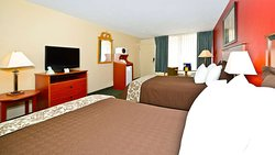 MH MountainView Covington VA Guestroom TwoDouble