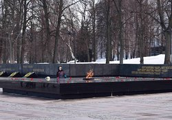 Memorial Complex Eternal Flame
