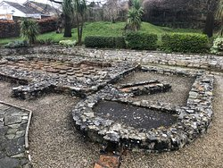 The Roman Bath House