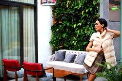 "Our ""Orangery Cafe"".  Make your portfolio richer. Enjoy photo session with us"