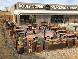 Boulangerie Snack Baland