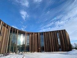 The Sámi Cultural Centre Sajos