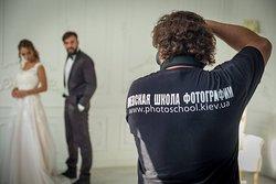 A wedding workshop held by Kostiantyn Sova, the founder of Kiev Photography School