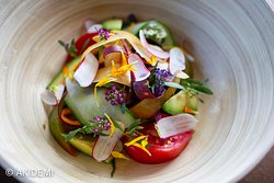 Salade jardin d'été_La bonne Étoile