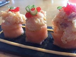 Mejor sushi de Guate