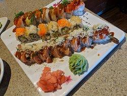 Great sushi option