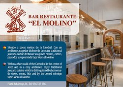 Bar Restaurante El Molino