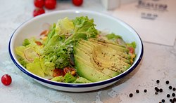 Country Avocado Salad, A must to try!