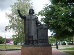Monument to Francysk Skaryna
