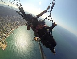 Paragliding LESA - Jounieh, Lebanon