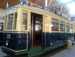Trams-Musée Luxembourg : tramway