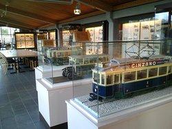 Trams-Musée Luxembourg : tramway modèles réduits