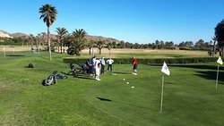 James Andrews Golf School