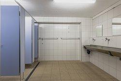 Gemeinschaft Duschen