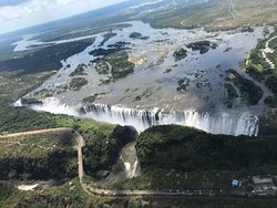 Never miss the #FlightOfAngels when you visit The Victoria Falls in #Zimbabwe if you are to experience the overwhelming splendor and beauty of the spectacle (7th natural wonder), of course after the rainforest walk!