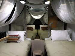 4 bed pods