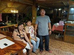 Photo du staff adorable du D'mountain beach resort.