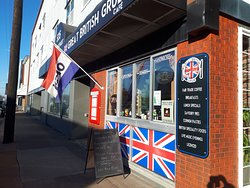 Great British Grub Cafe