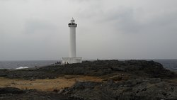 cape zanpa light house