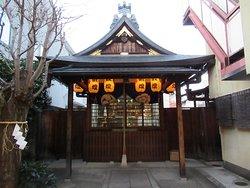 Yasaka Shrine Gokusha