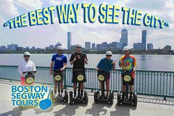 Rated #1 on #TripAdvisor out of 161 other #tours in #Boston? Yeah, there's a reason for that 😃 Check out all our #reviews across the board 👍 then decide for yourself! www.bostonsegwaytours.net