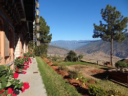 Hotel Vara in Punakha