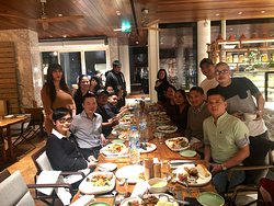 Dinner Celebration#DDF-AMIA