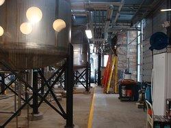 Bourbon making process.