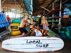 Nha Trang Local Surf School