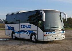 Bus Tsokas Exclusive Corfu