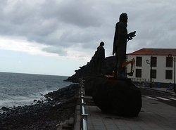 Statuen der Guanchenkönige, Rambla de los Menceyes