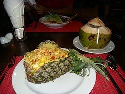 Great Dinner at Ramada Deevana Patong