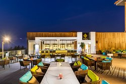 Sie7e - Lounge and Rooftop Restaurant
