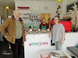 Marjoe's