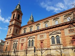 Kostel Svateho Vaclava Na Smichove
