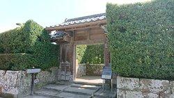 知覧武家屋敷、公開庭園のひとつ
