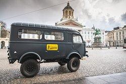 Brussels Beer Bus