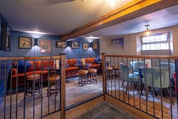 Davy's Wine Vaults Bar Area, perfect for relaxed drinks